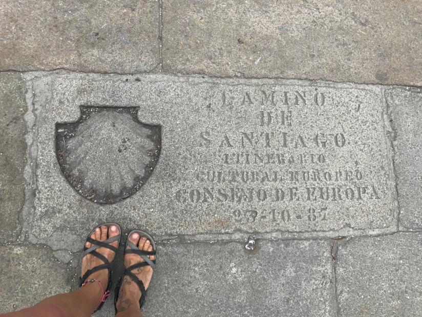 Cammino di Santiago…