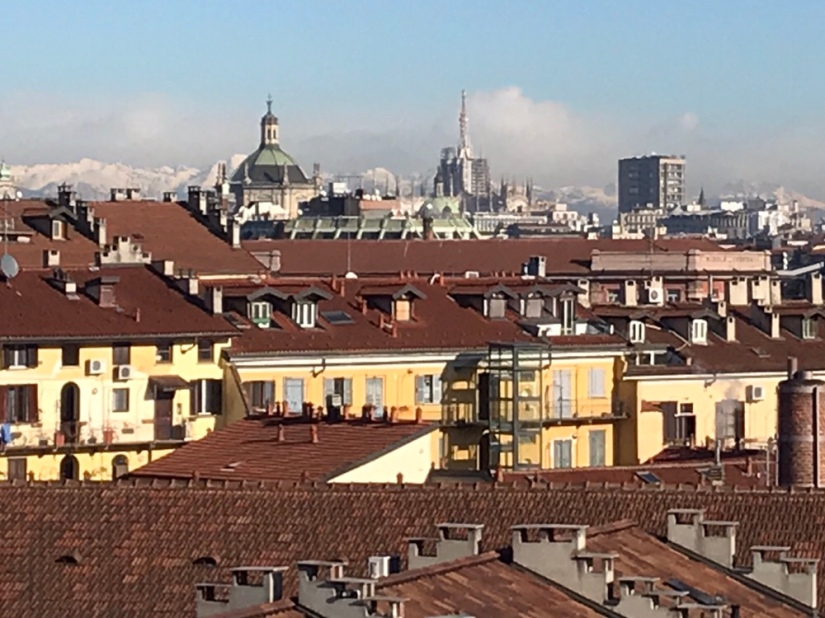 Milano …