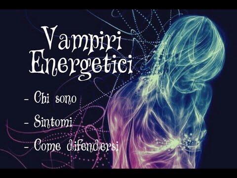 Vampiri energetici…